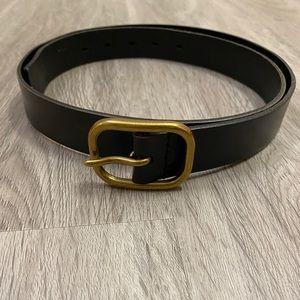 GAP   Cowhide Leather Belt